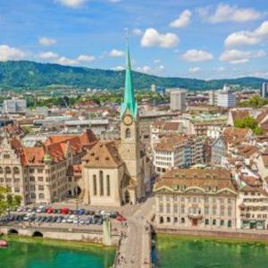Roundtrip Flights: Salt Lake City, Utah to Zurich, Switzerland @ Skyscanner