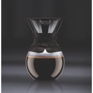 Walmart: Bodum 永久過濾網手衝咖啡壺 1升 8杯