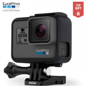 GoPro HERO6 Black 4K Action Camera @ B&H
