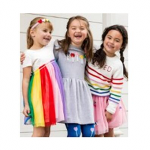 Girls Dress and Skirt Sale @ Hanna Andersson