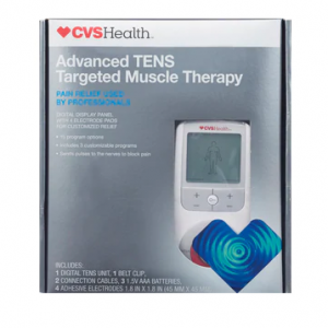 CVS Health Advanced TENS Targeted Muscle Therapy