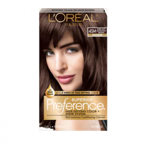 L'Oreal Paris Superior Preference Fade-Defying Hair Color