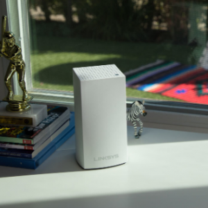 $100 off Linksys Velop Intelligent Mesh WiFi System, 2-Pack White (AC2600) @ Dell