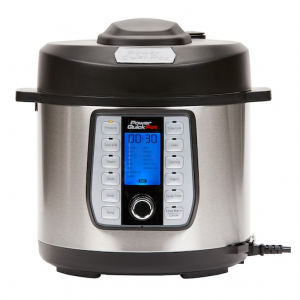 Power Quick Pot Pressure Cooker 6 QT