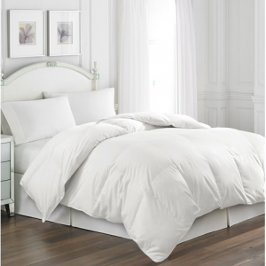 Hotel Suite White Goose Feather & Down Comforter King