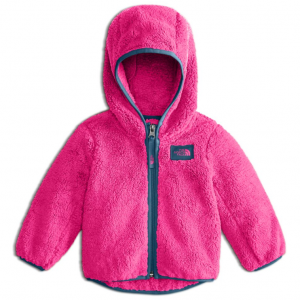 The North Face 女小童抓绒