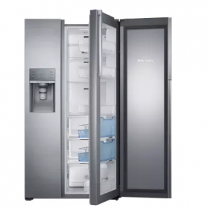 Samsung  RH22H9010SR 36 Inch Counter Depth Side-by-Side Refrigerator