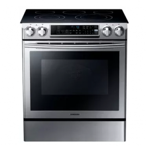 Samsung  NE58F9500SS 30 Inch Slide-In Electric Range