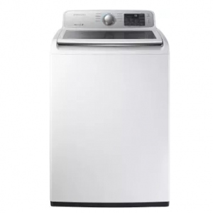 Samsung  WA45M7050AW 27 Inch Top Load Washer