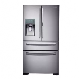 Samsung  RF22KREDBSR 36 Inch Counter Depth 4-Door French Door Refrigerator