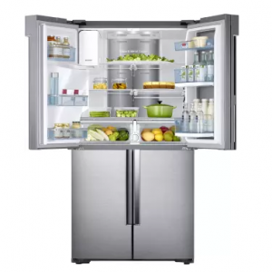 Samsung  RF22K9381SR 36 Inch Counter Depth 4-Door French Door Refrigerator