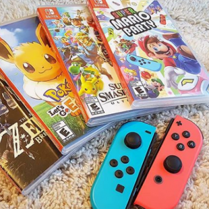 Best Sellers in Video Games Including Nintendo Switch, Xbox One & More @ Amazon CA