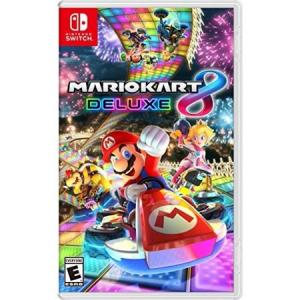 $18 off Mario Kart 8 Deluxe by Nintendo Download Games @ GameStop