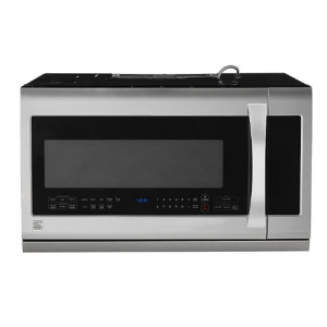 Kenmore Elite 87583 2.2 cu. ft. Over-the-Range Microwave Oven - Stainless Steel