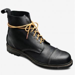 Normandy Cap-Toe Boots