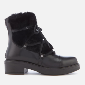 Carvela Women's Sharp Leather Hiker Style Boots