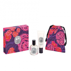 Diptyque Eau Rose Duo: Eau de Toilette & Scented Hand Cream