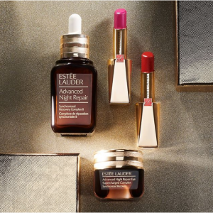 Free 3-pc. New Nutritious Super-Pomegranate With Any $75 Purchase @ Estee Lauder
