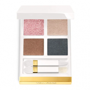 Tom Ford White Suede Eye Quad