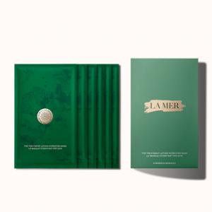La Mer Treatment Lotion Hydrating Masks, 6 Pack