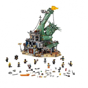 Welcome to Apocalypseburg! Coming Soon on February 1, 2019 @ LEGO