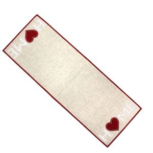 Celebrate Valentine's Day Together Home Decorator Table Runner - 36""