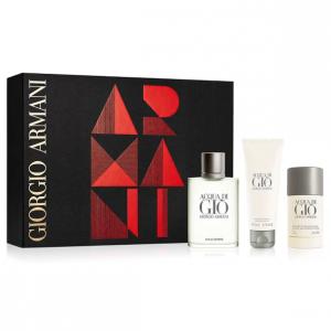 Giorgio Armani Limited Edition Acqua Di Gio Homme Gift Set