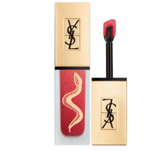 Yves Saint Laurent Beaute Tatouage Couture Metallics Liquid Matte Lip Stain Collector
