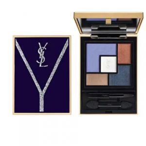 Yves Saint Laurent Beaute Limited Edition Yconic Fall 2018 Look: Couture Eye Shadow Palette