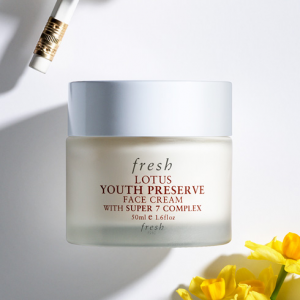 Fresh LOTUS YOUTHファースクリーム 50ml