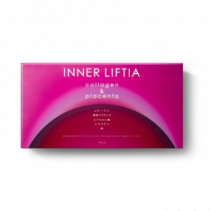 POLA Inner Liftia Collagen & Placenta - Peach Yogurt Flavor (90 Days)