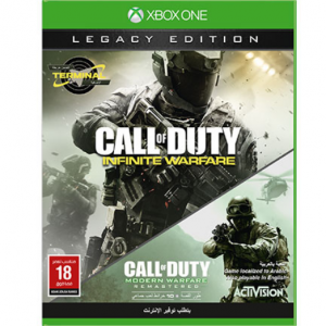 $14.99 for Call of Duty: Infinite Warfare Legacy Edition for Xbox One @ Microsoft Store