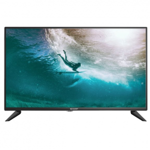 "$50 off Sharp - 32"" Class - LED - 720p - HDTV @ Best Buy"