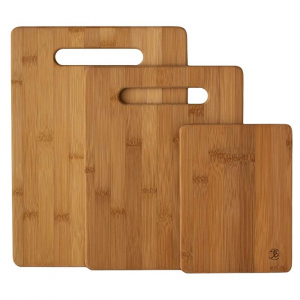 $8.39(was $12.99) Totally Bamboo 3-Piece Bamboo Serving and Cutting Board Set @ Amazon