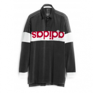 ADIDAS BY ALEXANDER WANG Maglia DISJOIN nera