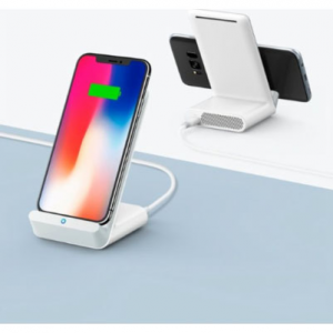 Anker PowerWave 10W Wireless Charging Stand for iPhones and Android @ Best Buy