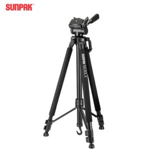 $18 off Sunpak 6630LX Medium-Duty Aluminum Tripod @ B&H Photo Video