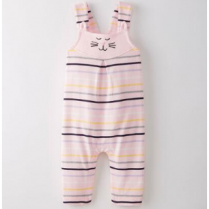 Overalls In Organic French Terry
