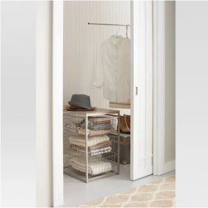 3-Drawer Closet Organizer - Threshold