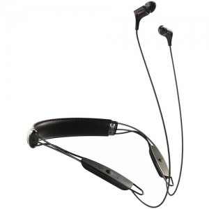 $30 off Klipsch R6 Neckband Earbuds Bluetooth Headphone - Black Leather - 1062796 @ Buydig