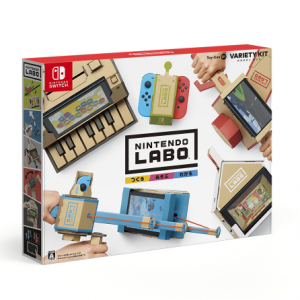 【Nintendo Switchソフト】Nintendo Labo Toy-Con 01: Variety Kit