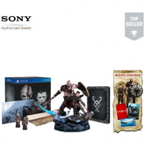 Sony God of War: Collector's Edition (PS4) @ B&H
