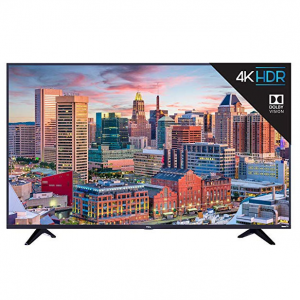 "TCL 65S517 65"" 4K HDR Roku TV (2018 Model) @ Amazon"