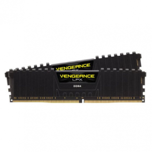 CORSAIR - Vengeance LPX 32GB (2PK x 16GB) 2.6 GHz DDR4 DRAM Desktop Memory Kit @ Best Buy
