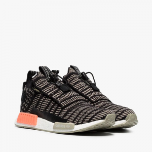Adidas Black And Beige NMD TS1 Primeknit GTX Sneakers