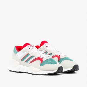 Adidas Never Made Multicoloured ZX930 X EQT Suede Sneakers