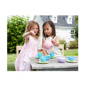 50% off Green Toys Tea Set @ Amazon