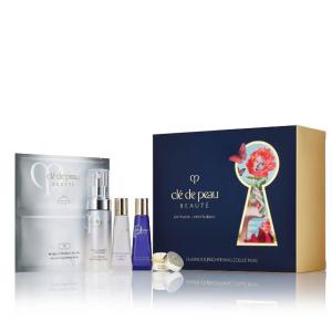 $180 (Was $230, $294 Value ) For Cle de Peau Luminous Brightening Collection @ Neiman Marcus