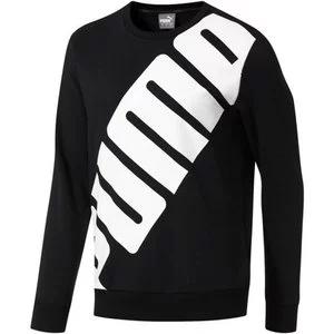PUMA Men's Big Logo Crew Sweatshirt