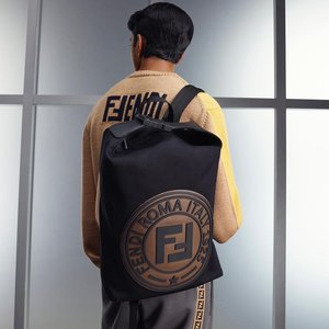 Up to 60% off men's Fendi clothing and accessories @Farfetch
